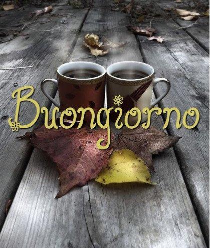 Caffè autunno